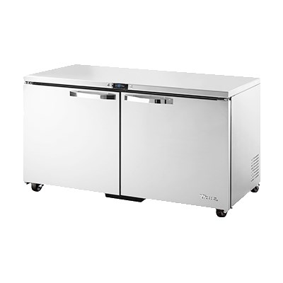 True TUC-60F-ADA~SPEC1 15.5-cu ft Undercounter Freezer w/ (2) Sections & (2) Doors, 115v