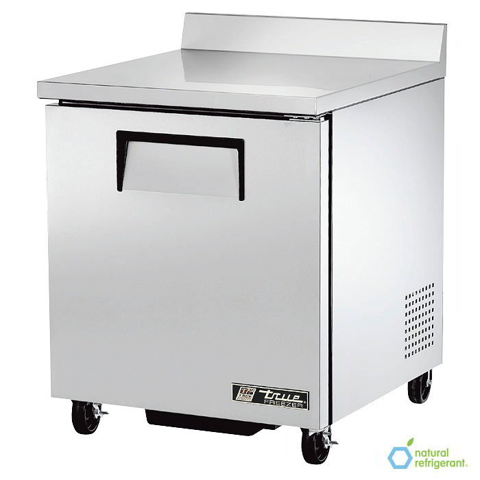 True TWT-27F-HC 6.5-cu ft Work Top Freezer w/ (1) Section & (1) Door, 115v