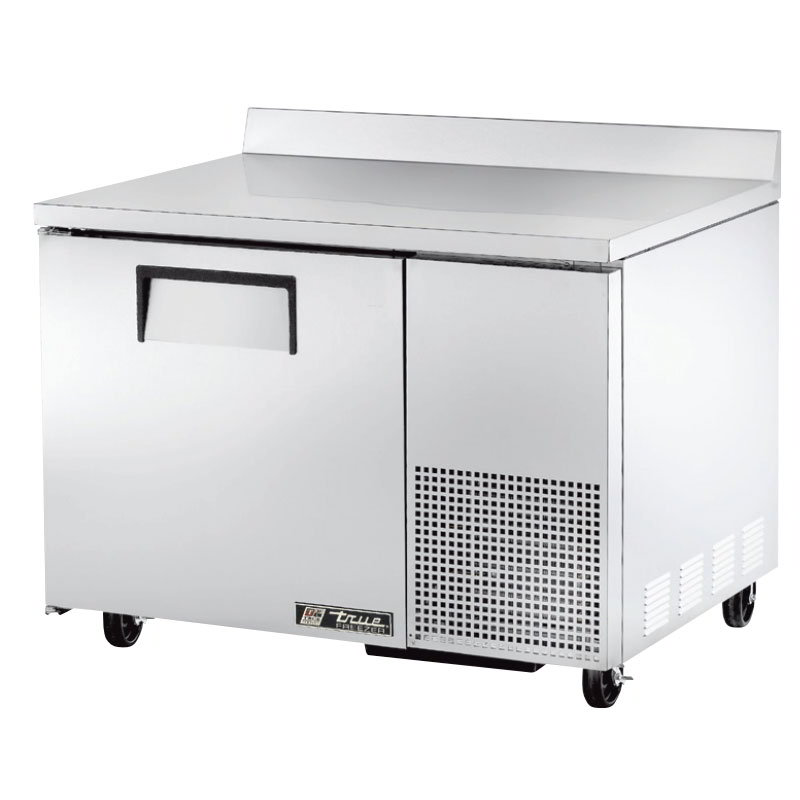 True TWT-44F 11.4-cu ft Work Top Freezer w/ (1) Section & (1) Door, 115v