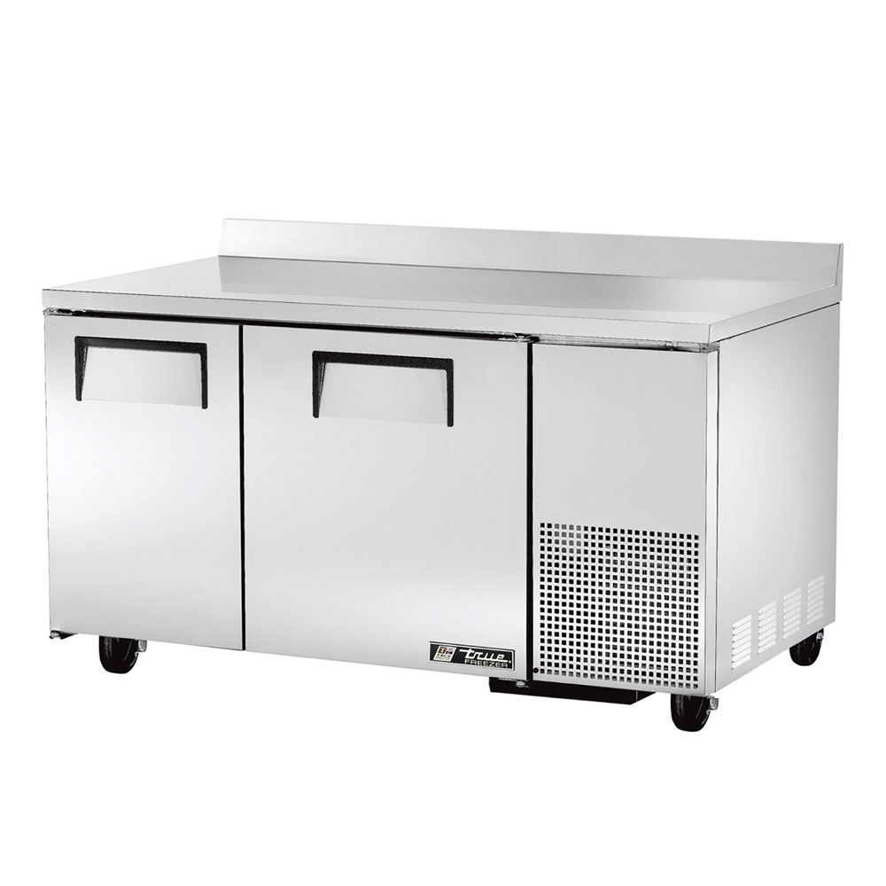 True TWT-60-32F 15.9-cu ft Undercounter Freezer w/ (2) Sections & (2) Doors, 115v