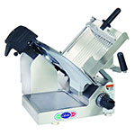 "Globe 3600N-22060 Manual Slicer w/ 13"" Steel Alloy Knife Blade & Touchpad Controls, Stainless"