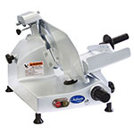 "Globe C9 Chefmate Manual Slicer, 9"" Knife, 1/4 HP, 0-9/16"" Slice"