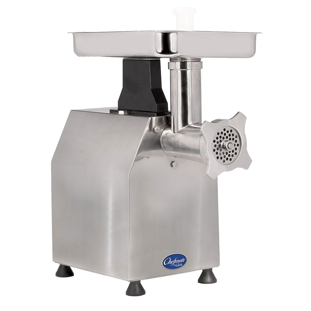 Globe CM12 Meat Chopper w/ #12 Head Size & 250-lbs Meat/hr, 115v
