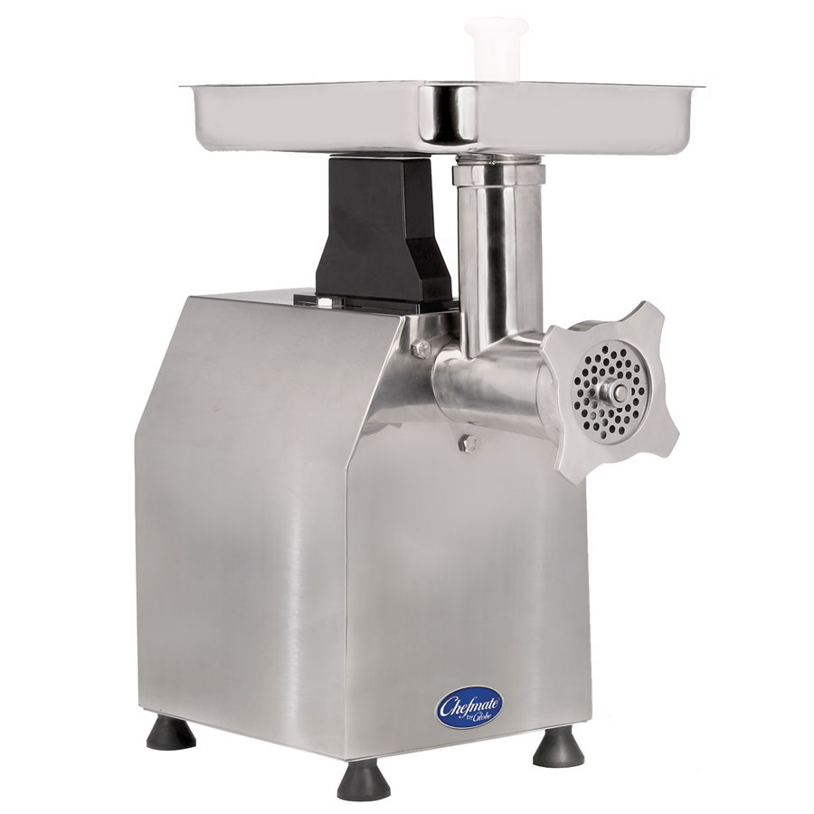 Globe CM22 Meat Chopper w/ #22 Head Size & 450-lbs Meat/hr, 115v
