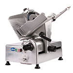 Globe G12A Medium Duty Automatic Slicer, 12 in Knife, 1/2 HP, 0-1/2 in Slice