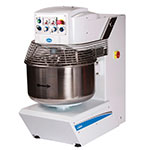 Globe GSM130 130-lb Spiral Dough Mixer w/ Digital Timer - 2-Speed, 208v/3ph