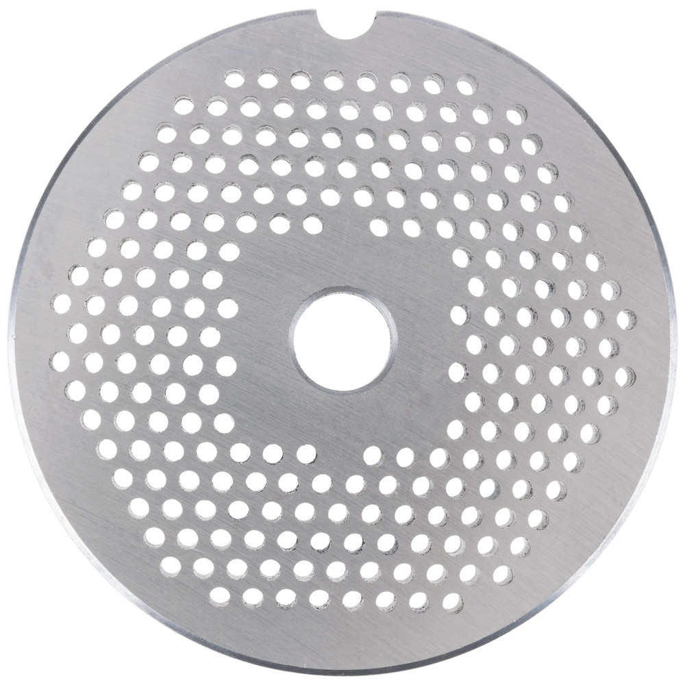 """Globe L00772 1/16"""" Chopper Plate for CM12"""