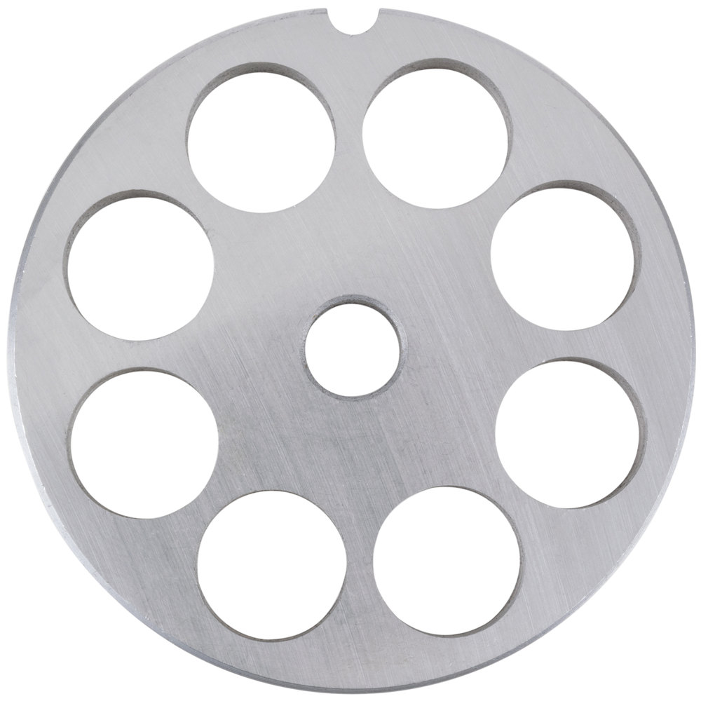 "Globe L00781 11/16"" Chopper Plate for CM22"