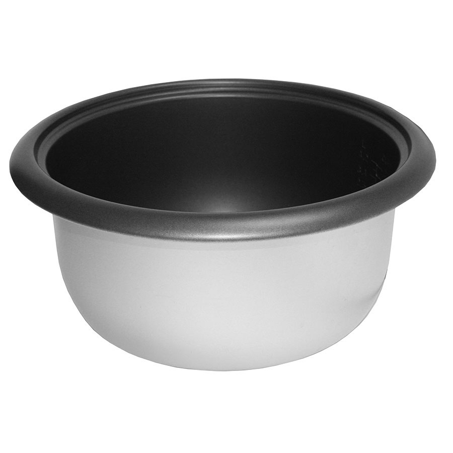 Globe RCBOWL Inner Rice Cooker Bowl For CPRC25, Non-Stick Surface