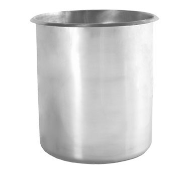 Globe SWBOWL Inset for 10-qt Soup Warmer, Stainless Steel