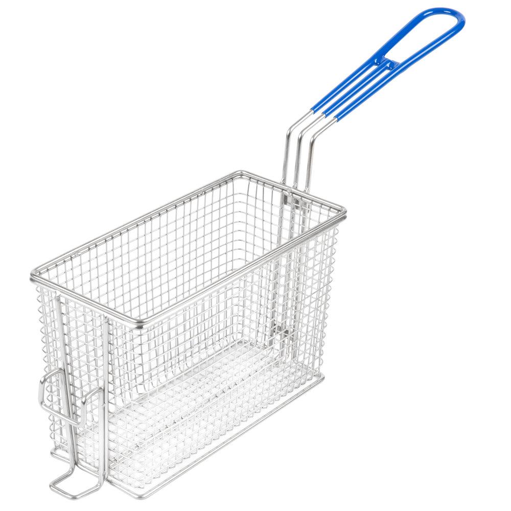 Globe TMBASKET1632 Twin Fryer Basket for 16/32-lb Fryer