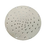 """Globe XSP14 1/4"""" Shredder Plate for XPH Plate Holder"""