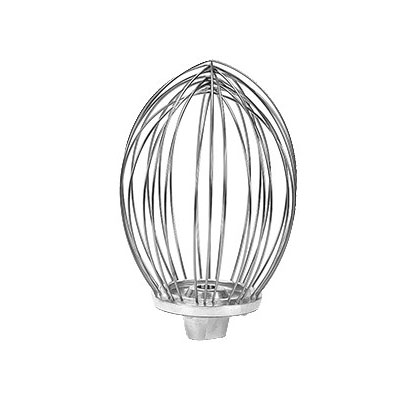 Globe XXWHIP-62 Wire Whip for 60-qt Pizza Mixer, Stainless Steel