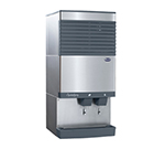 FOLLETT 110CT425A-L Countertop Nugget Ice Dispenser w/ 90-lb Storage - Cup Fill, 115v