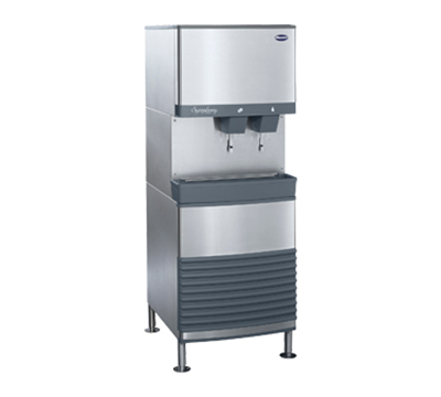 Follett 110FB425A-L Floor Model Nugget Ice Dispenser w/ 90-lb Storage - Cup Fill, 115v