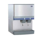 Follett 110CM-L Countertop Cube Ice Dispenser w/ 110-lb Storage - Cup Fill, 115v