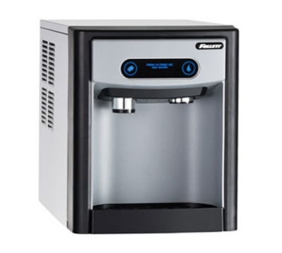 FOLLETT 7CI100AIWCFST00 Countertop Nugget Ice Dispenser w/ 7-lb Storage - Cup Fill, 115v