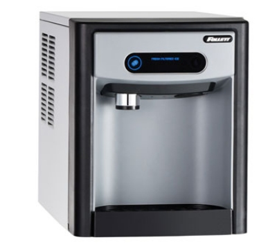 Follett 7CI100ANWNFST00 Countertop Nugget Ice Dispenser w/ 7-lb Storage - Cup Fill, 115v