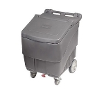 Follett LSC125 Mobile SmartCART 125 w/ Hinged Lid, 125-lb Capacity, Poly