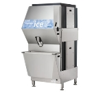 FOLLETT ID650 Floor Model Cube Ice Dispenser w/ 650-lb Storage - Cup Fill, 220v/1ph