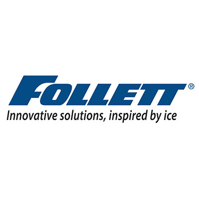 "Follett 00168138 30"" Replacement ABS Bin Top for Upright Ice-Device"
