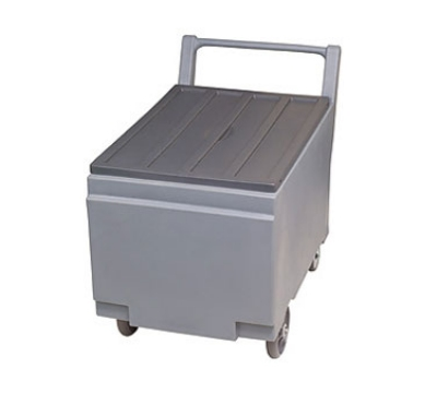 FOLLETT SMARTCART240 24.25-in Insulated Ice Cart w/ 240-lb Capacity, Removable Lid