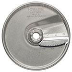 "Hobart 15JUL-5/16-SS .31"" Julienne Plate for FP150 & FP250 Food Processors Stainless"