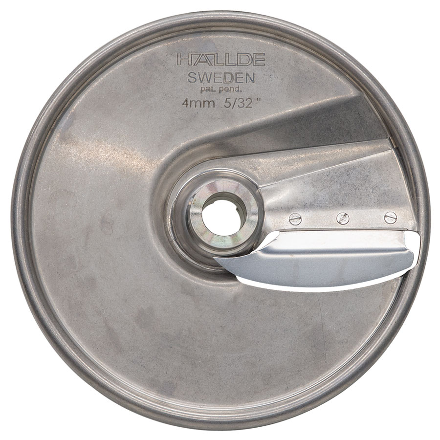 "Hobart 15SLICE-5/32-SS .15"" Fine Slicer Plate for FP150 & FP250 Food Processors Stainless"