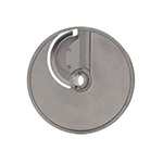 "Hobart 3SLICE-1/32-SS .03"" Slicing Plate 1-Millimeter for FP300 & FP350 Food Processors Stainless"