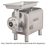 Hobart 4822-34 Base Unit Meat Chopper, Bench Type w/ 12-20-lb Per Minute Capacity, 120v