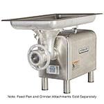 Hobart 4822-34 Base Unit Meat Chopper, Bench Type w/ 12-20-lb Per Minute Capacity, 120v
