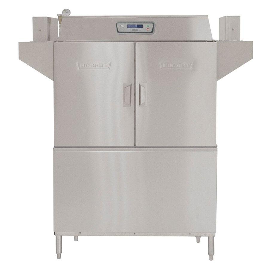 "Hobart CL44E-9 44.75"" High Temp Conveyor Dishwasher w/ Electric Tank Heat, 480v/3ph"