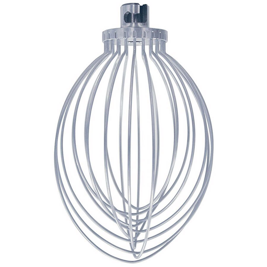 Hobart DWHIP-SST140 140-qt Replacement Wire Whip For V1401 Classic Mixers Stainless