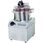 Hobart FP41-2 Food Processor w/ 4-qt Stainless Bowl & 3/4-HP Motor, 240/1 V
