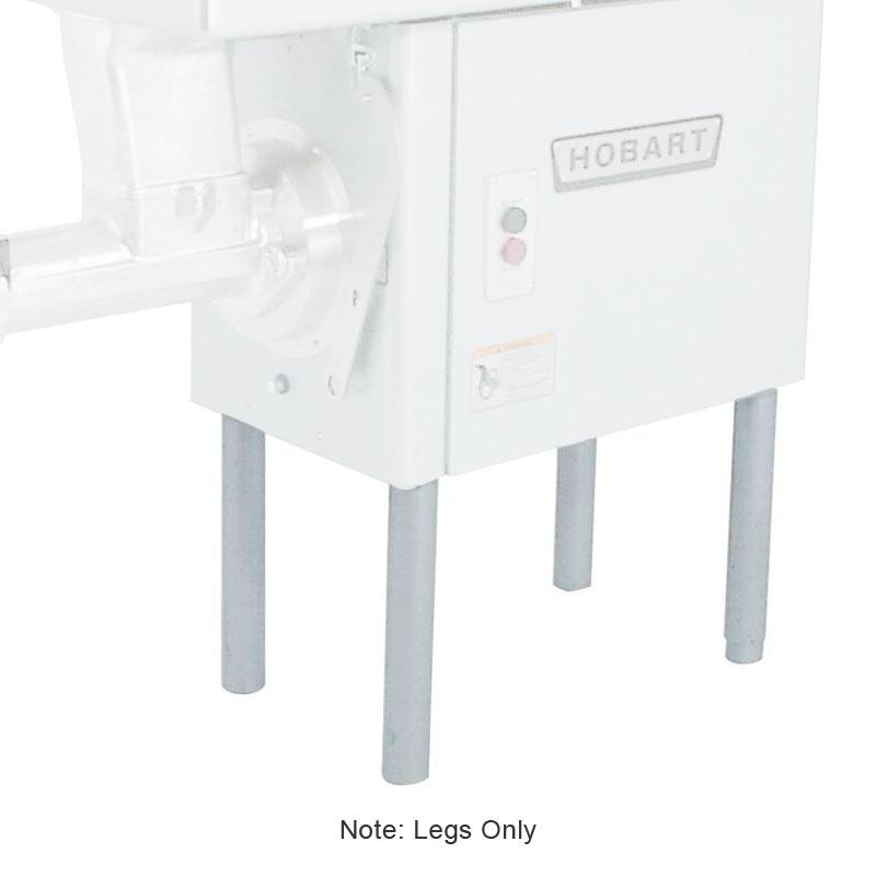 "Hobart GRNDLEG-16 16"" Legs for Hobart 41461-Model Meat Grinder"