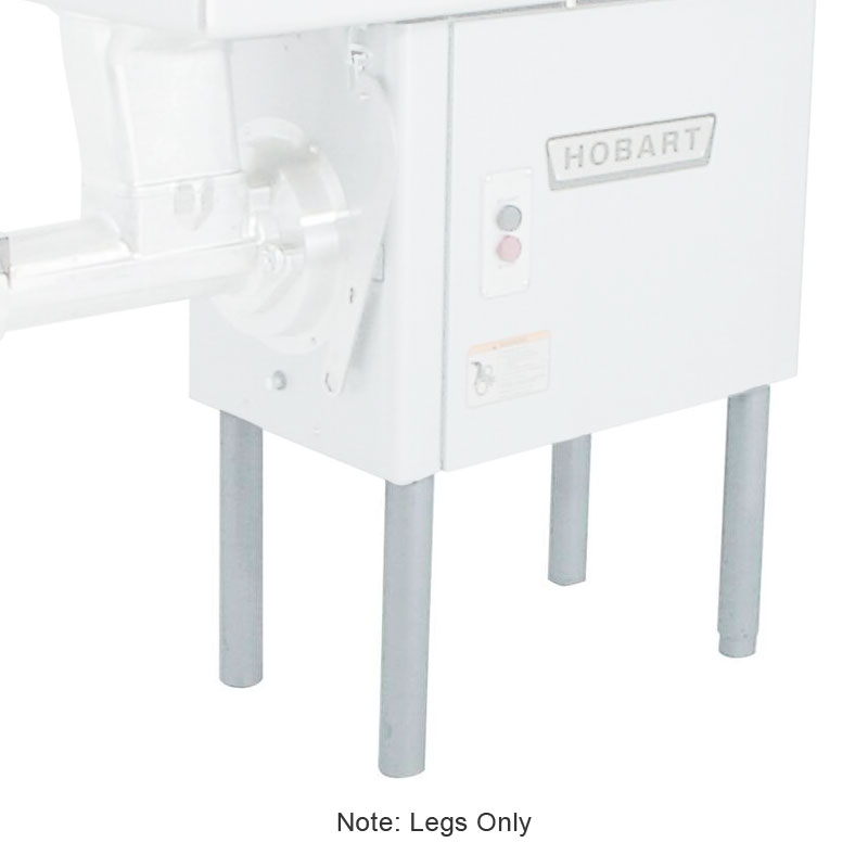 "Hobart GRNDLEG-22 22"" Legs for Hobart 41461-Model Meat Grinder"