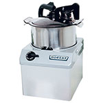 Hobart HCM62-1 Food Processor w/ 6-qt Stainless Bowl & 1.5-HP Motor, 208-240/3 V