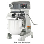 Hobart HL120-2 12-qt Planetary Bench Mixer Unit w/ Manual Bowl Lift, 200-240/1 V