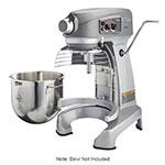 Hobart HL200-1 20-qt Planetary Bench Mixer Unit w/ Manual Bowl Lift, 120v