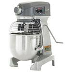 Hobart HL200-1STD 20-qt Planetary Bench Mixer w/ Stainless Bowl & 3-Speeds, 100-120v/1ph