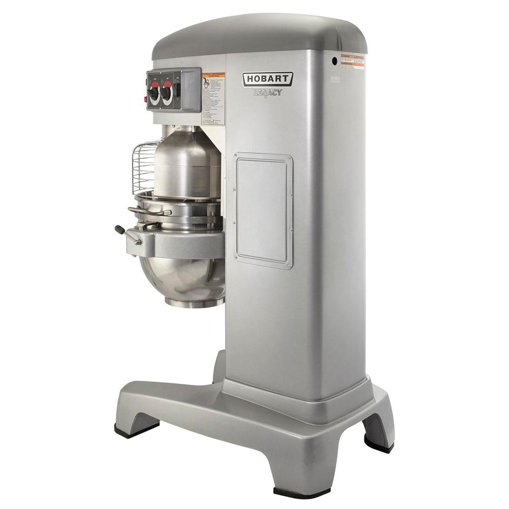 Hobart HL600-1STD 60-qt Planetary Mixer w/ 4-Fixed Speeds & Power Bowl Lift, 200-240v/3ph