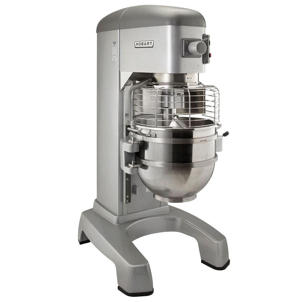 Hobart HL662-1STD 60-qt Planetary Pizza Mixer w/ 2-Speeds & Stainless Bowl, 200-240/1 V