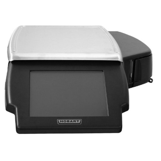 "Hobart HLX-1GWR 1201 Wireless Service Scale w/ 7"" Display, 2-GB Flash Storage, RFID Antenna, 120/1V"