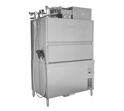 Hobart UW50-11 Front Load Utensil Washer w/ Split Doors & Booster Heater, 208/3 V