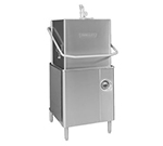 Hobart AM15-2 Door Type Dishwasher w/ Booster Heater, 58-65 Racks/Hour, 240/3 V