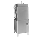 Hobart AM15T-2 Door Type Dishwasher w/ Tall Chamber & Booster Heater, 58-65 Racks/Hr