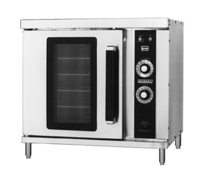Hobart HGC202-NATURAL Double Half Size Gas Convection Oven, NG