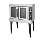 Hobart HGC502-NATURAL Double Full Size Gas Convection Oven - NG