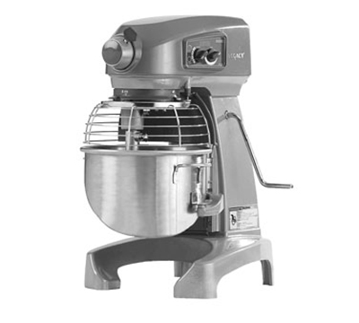 Hobart HL120-1STD 12-qt Planetary Bench Mixer w/ Stainless Bowl & Wire Whip, 100-120/1 V