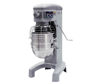 Hobart HL400-2STD 40-qt Planetary Mixer w/ Stainless Bowl & 3-Fixed Speeds, 380-460/3 V